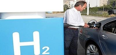 Автомобили на водороде!