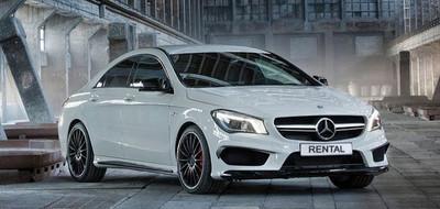 Премьера седана CLA -Класса от Mercedes - Benz!