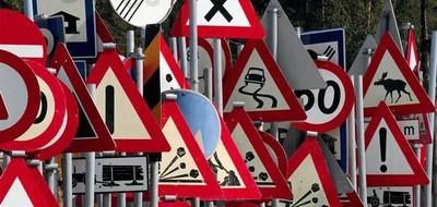 Сегодня начали действовать новые правила дорожного движения!