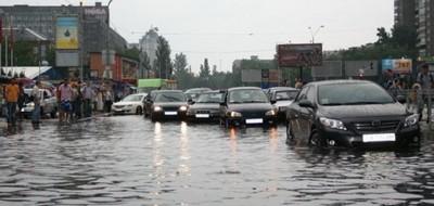Гидрометцентр обещает ухудшение погоды в Киеве.