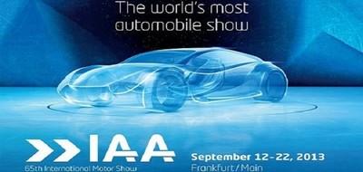 Сегодня, 10 сентября, пройдет грандиозное открытие Франкфуртского автосалона!