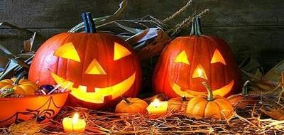 Как и где отметить Хэллоуин?