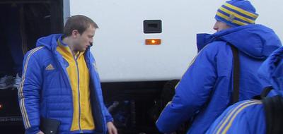Сборная Украины едет во Францию!