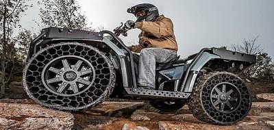 Новый квадроцикл за 14 999$!