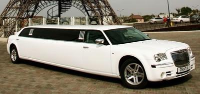 Новая услуга от компании Rental - аренда лимузинов Chrysler и Hummer!