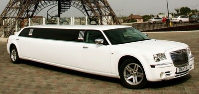 The new service from the  Rental Company - limousine rental of Chrysler and Hummer!