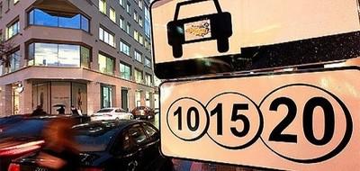 Рада не будет увеличивать штрафы за неправильную парковку