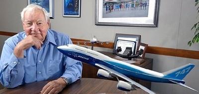 Ушёл из жизни создатель «Боинга-747»
