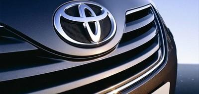 Toyota возглавила рейтинг продаж авто