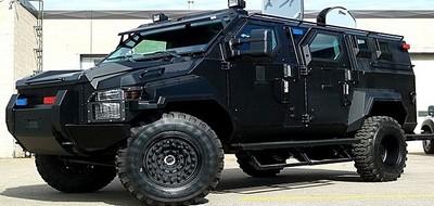 Военный автопилотник от КрАЗа