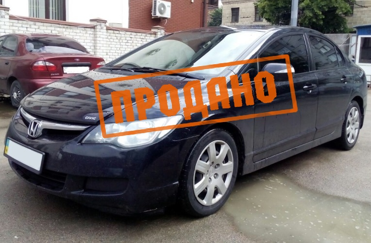 Honda Civic 1,8 / 2008