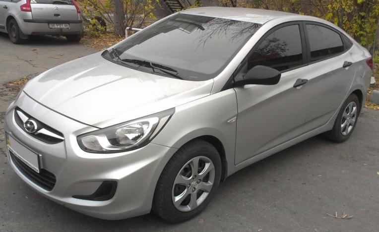 Hyundai Accent 1,4 / 2013
