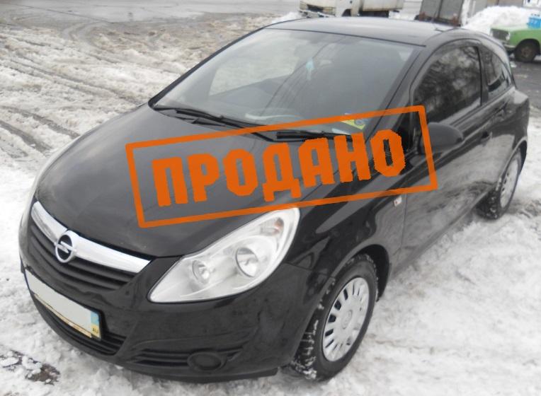 Opel Corsa 1,2 / 2008