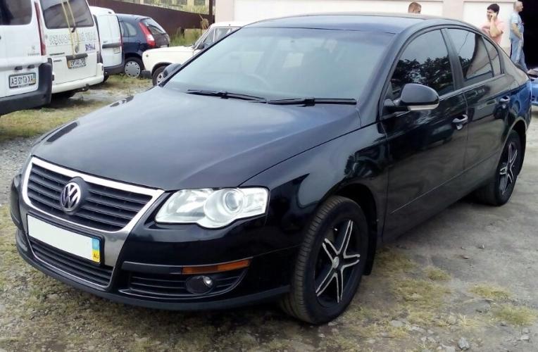 Volkswagen Passat 1,8T / 2008
