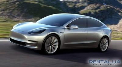 Уже в пути: в cеть попали фото «Теслы» – Model 3