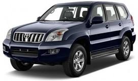 Прокат авто Toyota Prado