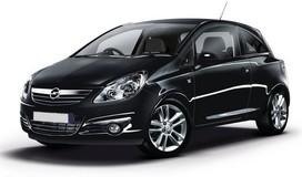 Прокат автомобилей Opel Corsa 3d