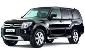 Rent a car Mitsubishi Pajero Wagon