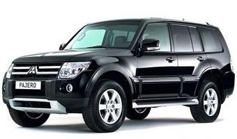 Прокат Mitsubishi Pajero Wagon в Киеве