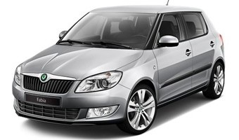 Rent a car Skoda Fabia in Kiev