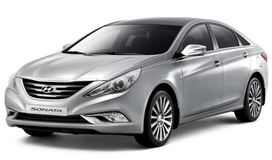 Rent a car Hyundai Sonata