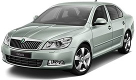Rent a car Skoda Octavia A5 New