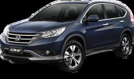 Аренда машин Honda CRV