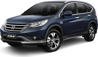 Rent a car Honda CRV in Kiev