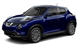 Rent a car Nissan Juke