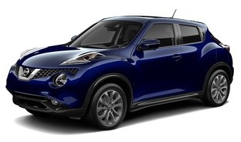 Rent a car Nissan Juke in Kiev