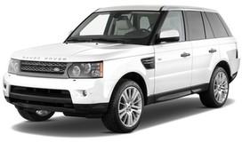 Rent a car Range Rover in Kiev