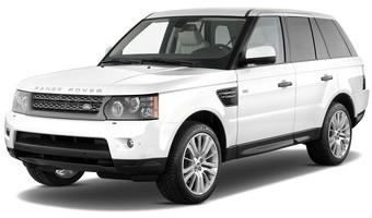 Аренда авто Range Rover в Виннице
