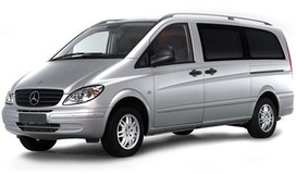 Rent a car Mercedes Vito in Kiev