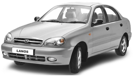 Rent a car Daewoo Lanos
