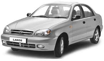 Rent a car Daewoo Lanos in Kiev