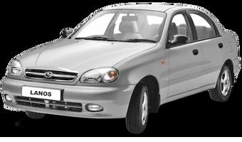 Авто на прокат Daewoo Lanos в Киеве