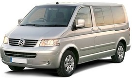 Прокат авто Volkswagen Transporter Long в Днепре