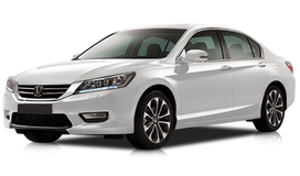 Прокат авто Honda Accord NEW в Днепре