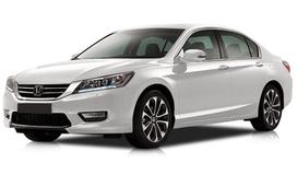Прокат авто Honda Accord NEW в Виннице