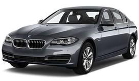 Прокат авто BMW 520 в Харькове
