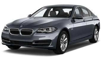 Rent a car BMW 520 in Kiev