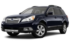 Rent a car Subaru Outback