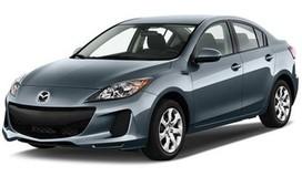 Прокат авто Mazda 3 NEW