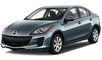 аренда авто Mazda 3 BL на свадьбу