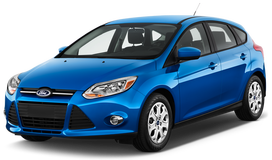 Rent a car Ford Focus in Kiev