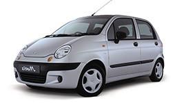 Прокат авто Daewoo Matiz в Харькове
