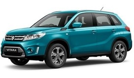 Rent a car Suzuki Vitara NEW in Dnipro