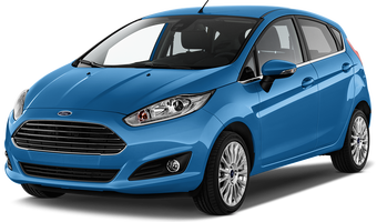 Rent a car Ford Fiesta NEW in Kiev