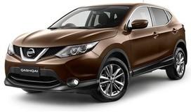 Прокат авто Nissan Qashqai New в Одессе