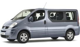 Прокат Renault Trafic в Днепре